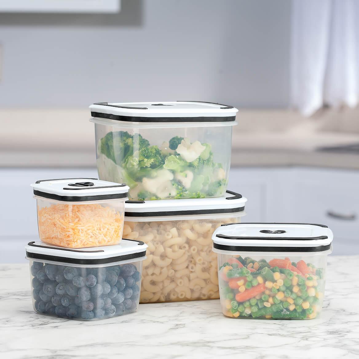 10 Piece Sealed Storage Set by Chef's Pride-368831