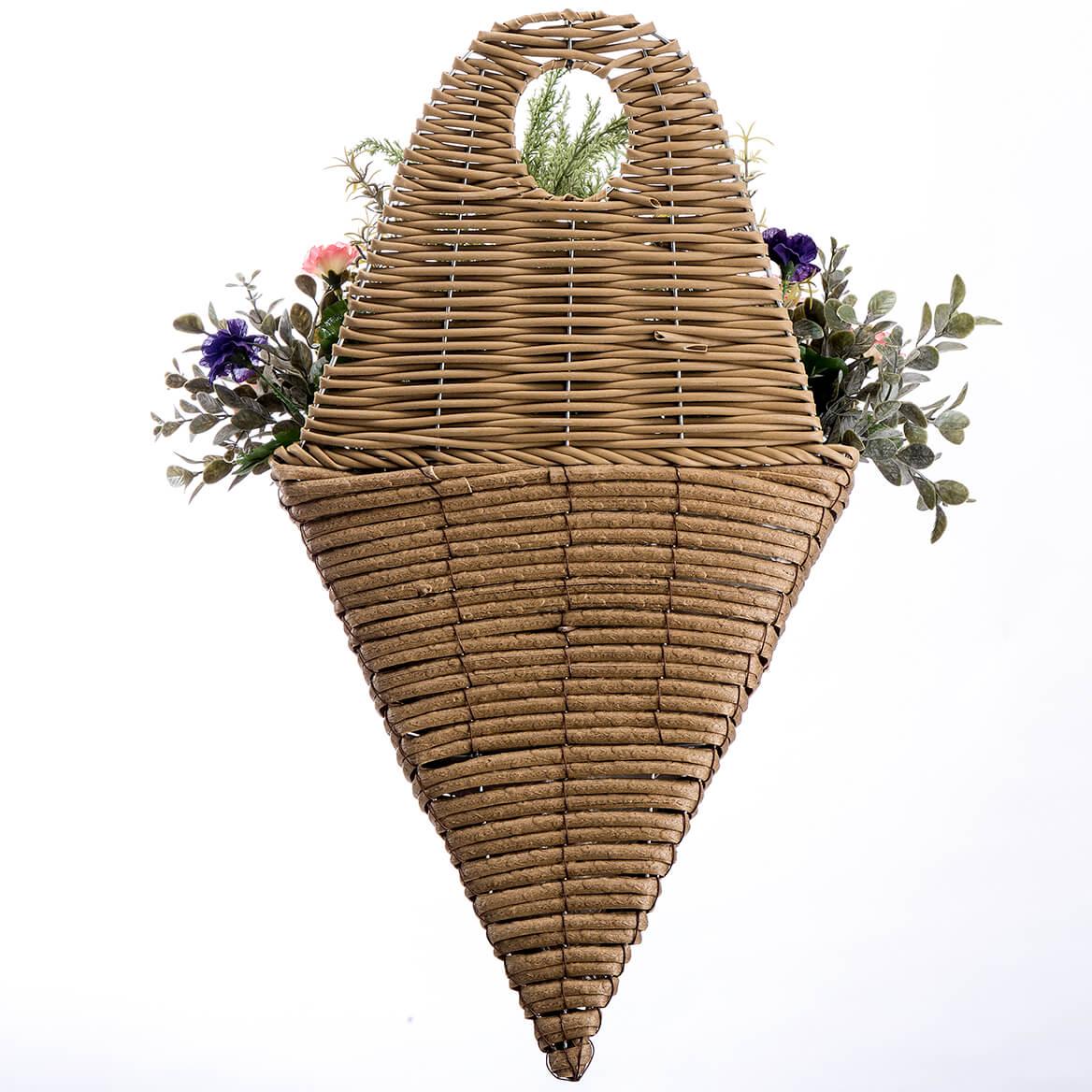 Morning Glory Wall Basket by OakRidge™-368832