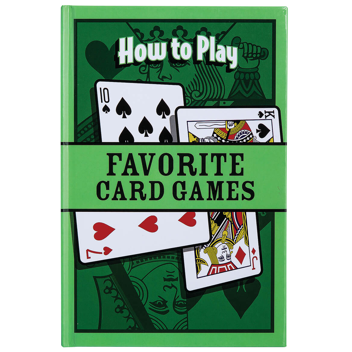 How to Play Card Games Books Set of 5-368869