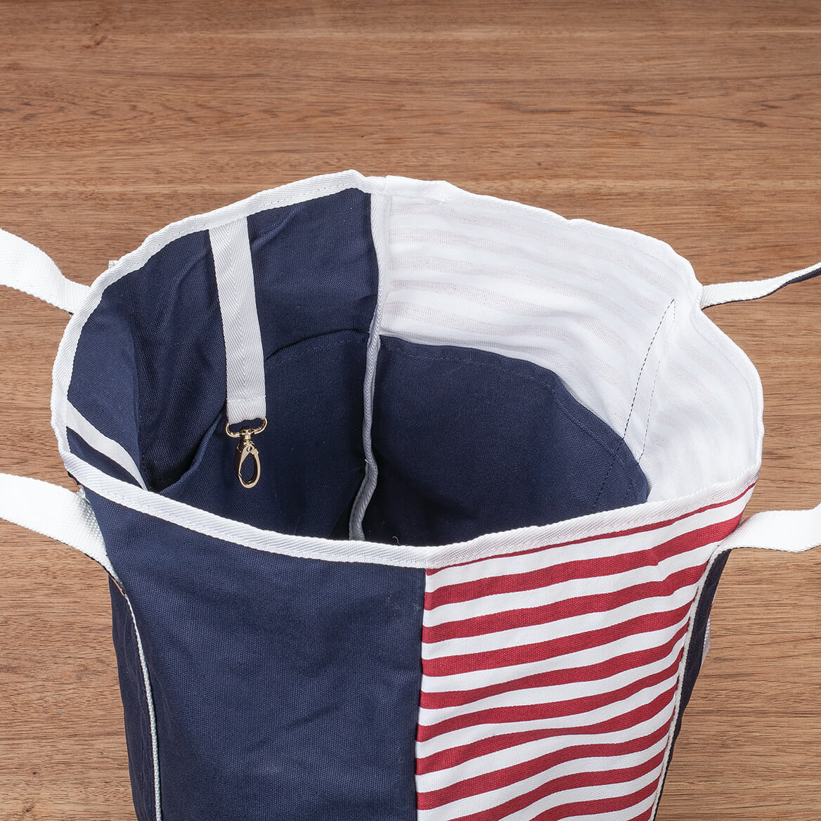 Patriotic Cotton Tote-368891