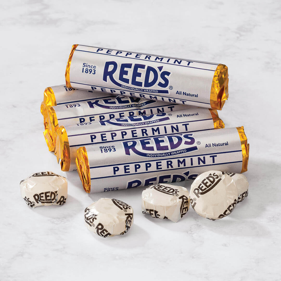 Reeds Peppermint 1.01 oz. Set of 6-368968