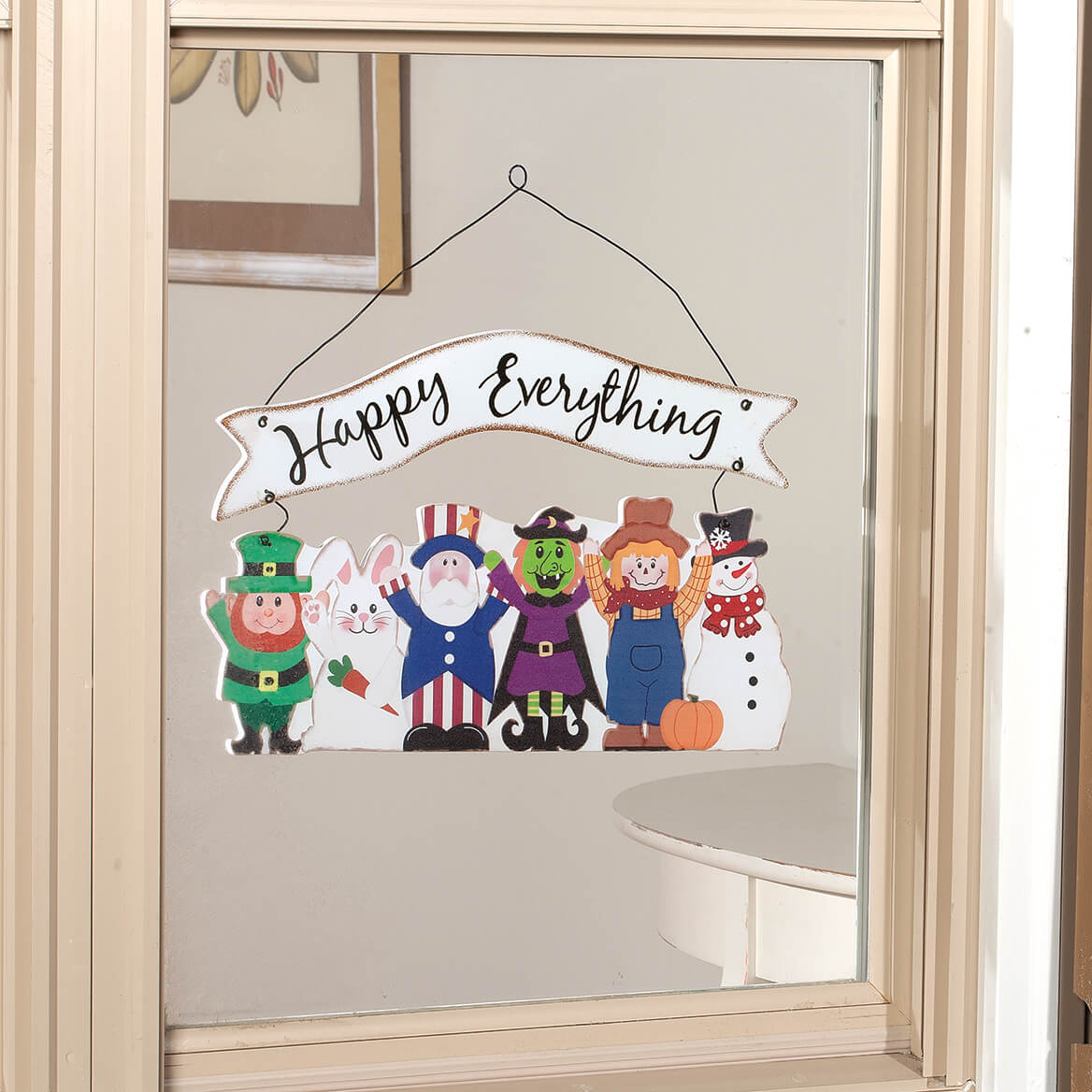 Happy Everything Hanger by Holiday Peak™-369059