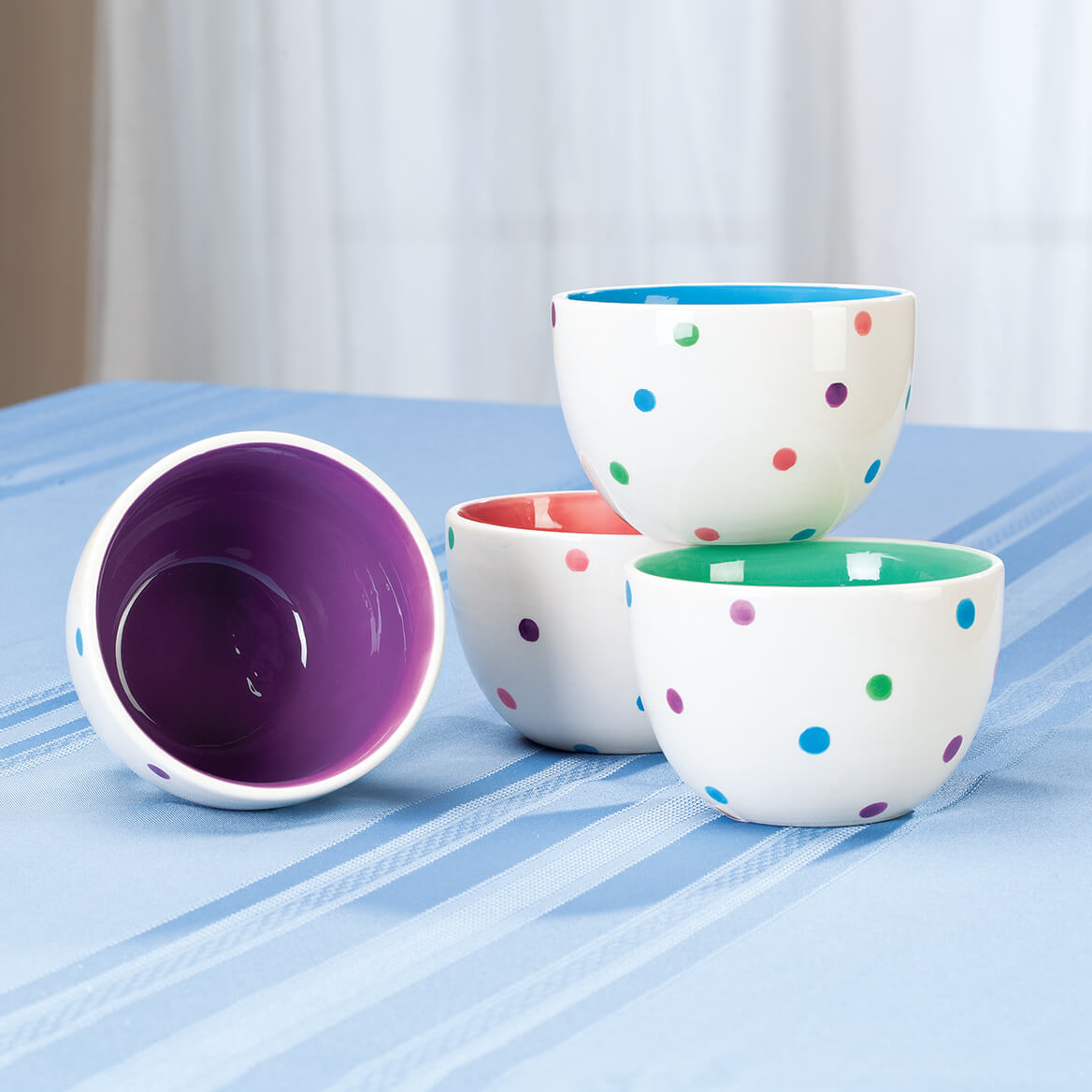 Dots All Purpose Bowls by William Roberts-369168