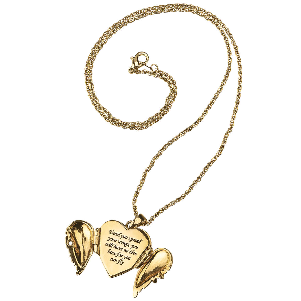 Angel Wings Locket-369320