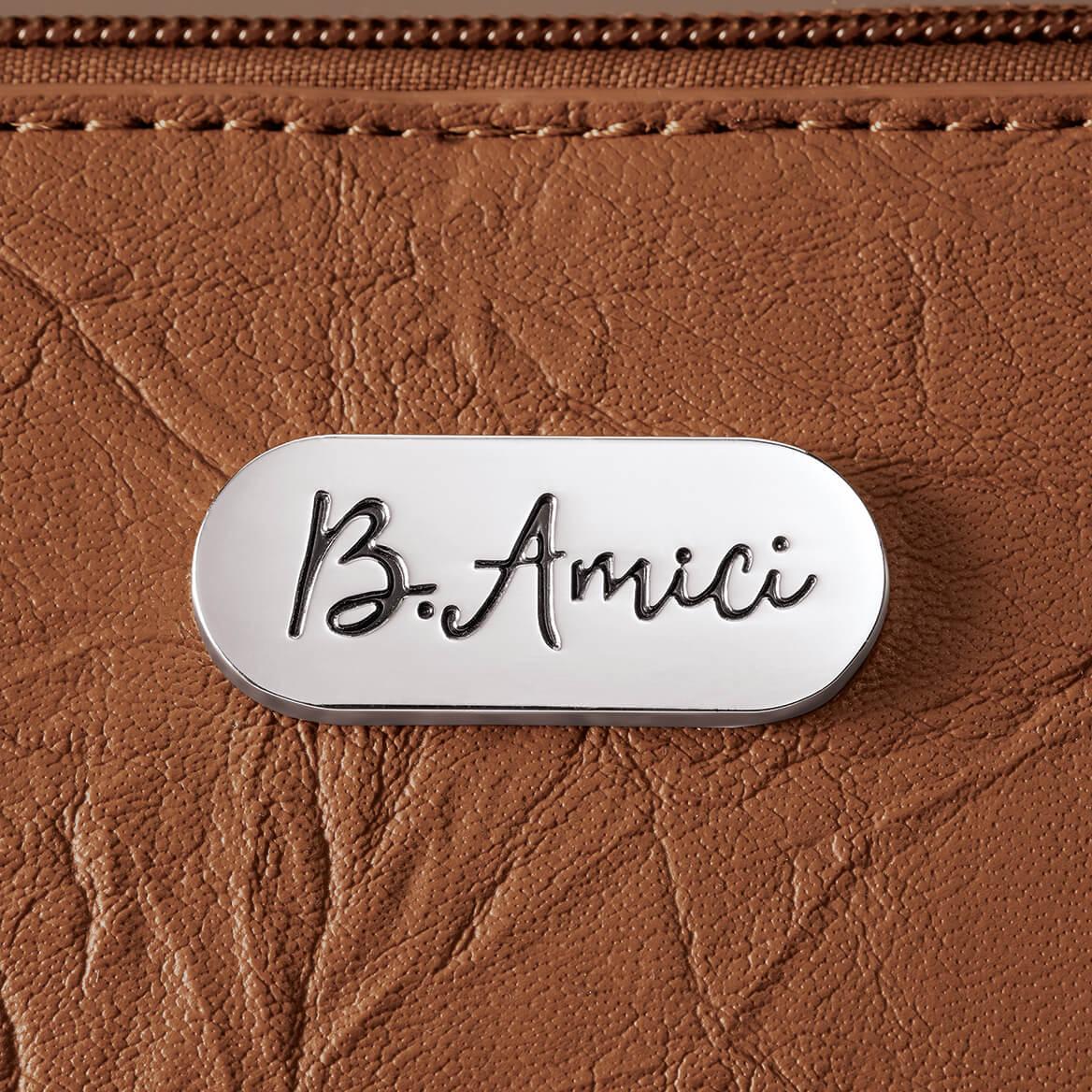 B.Amici™ Amelia RFID Dome Satchel-369380