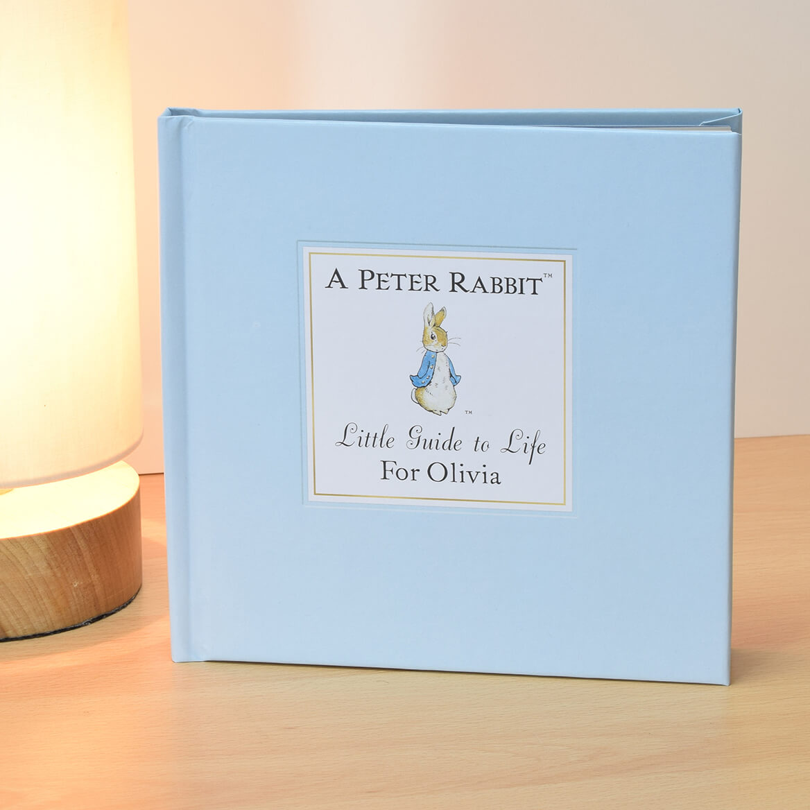 Personalized The Peter Rabbit Little Guide to Life-369420