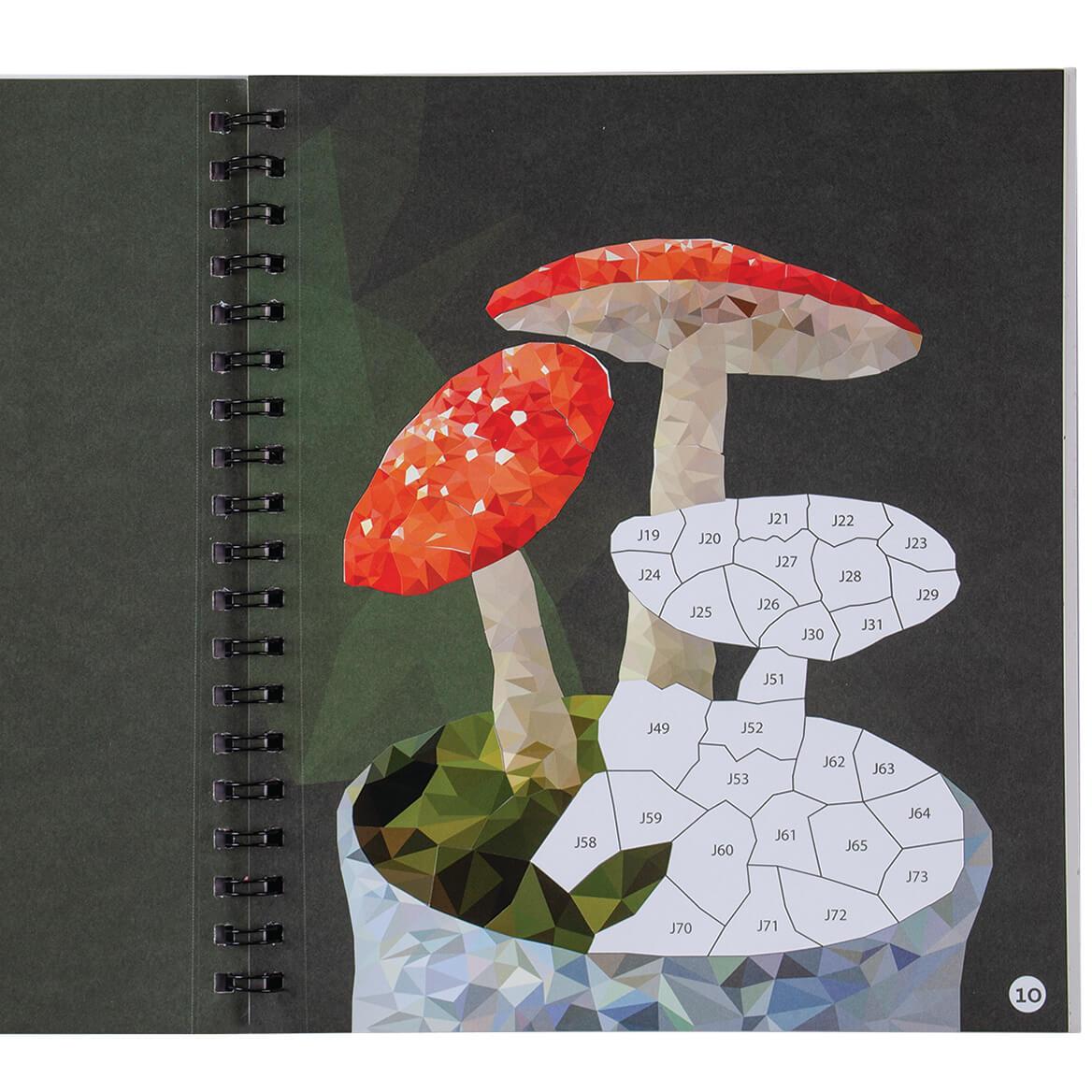 Brain Games® Sticker By Number Country Garden-369622