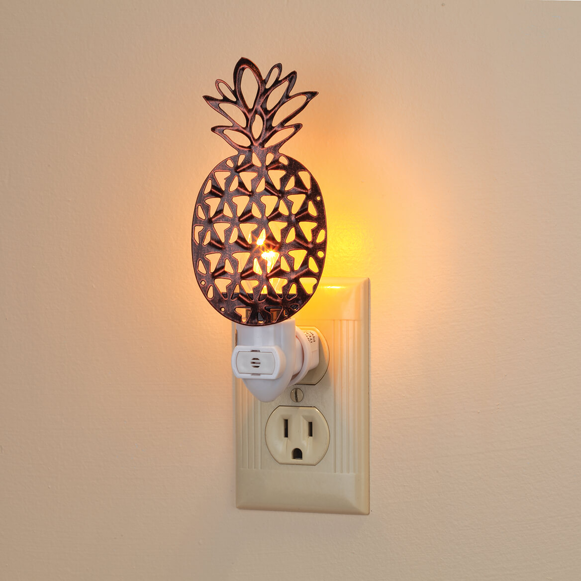 Decorative Metal Nightlight-369626
