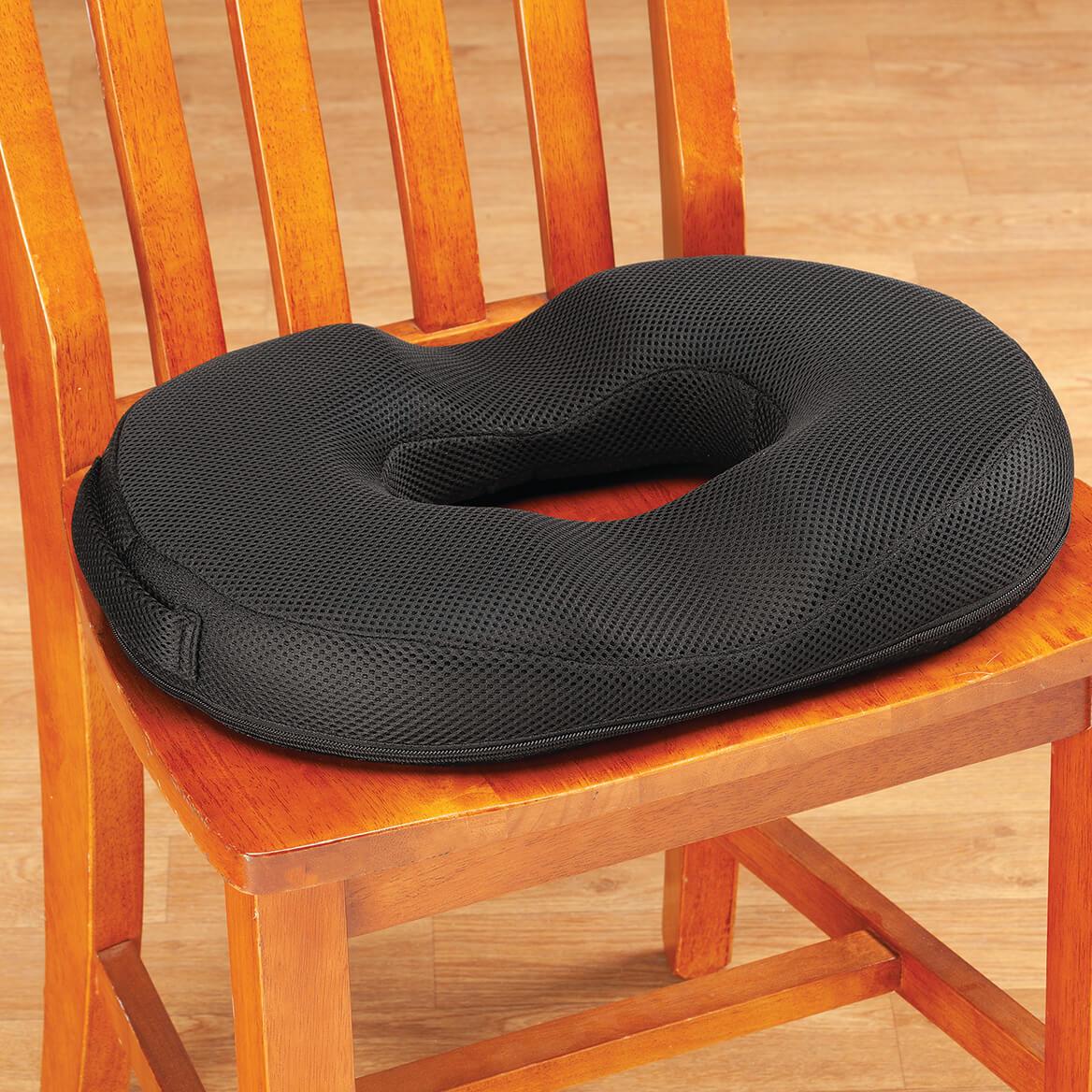 Cool Gel Memory Foam Donut Pillow-369672