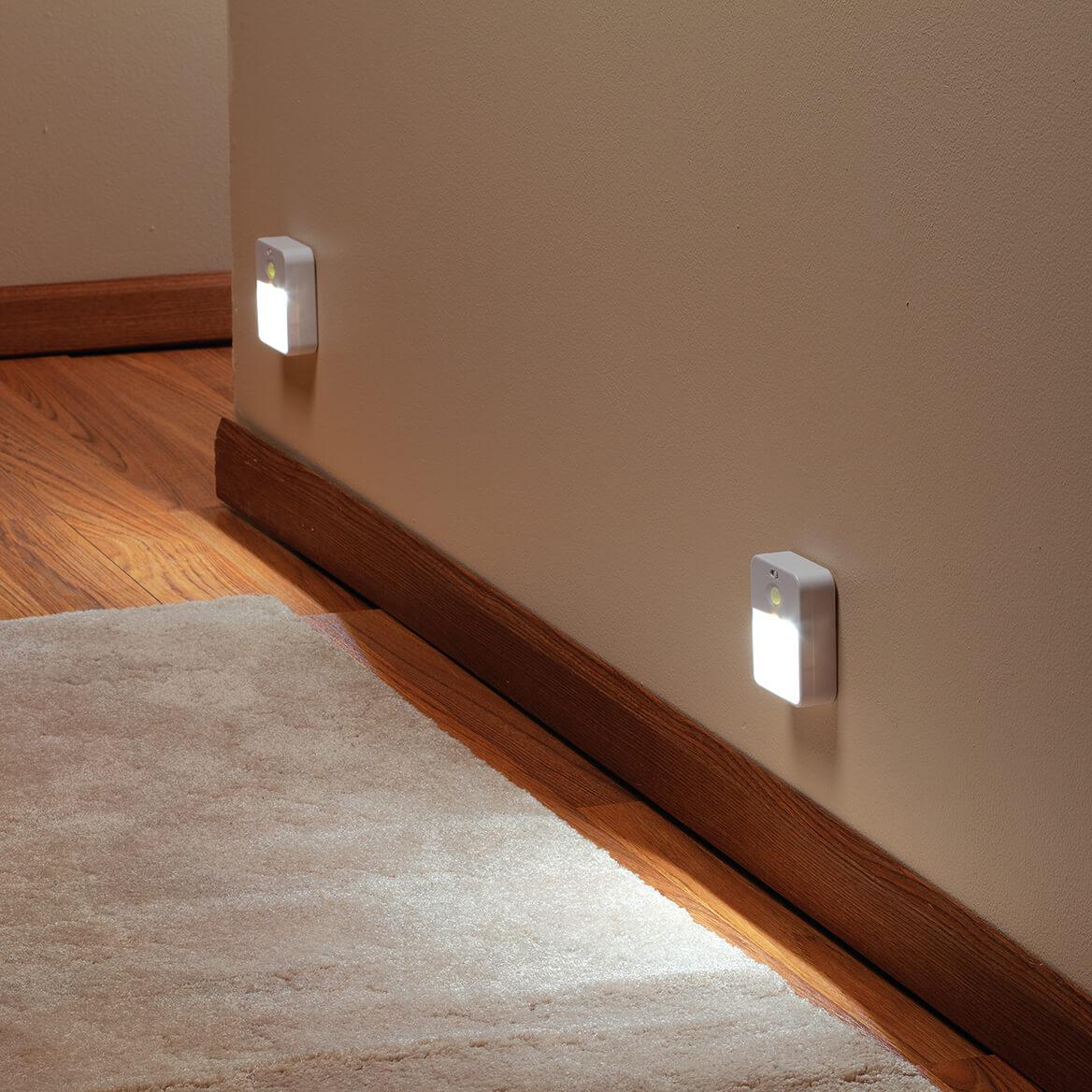 Motion Sensor LED Nightlights Set of 2-370329