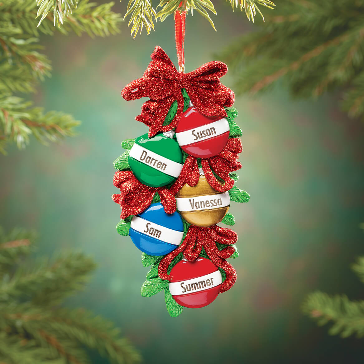 Personalized Ornament Family Ornament-370441