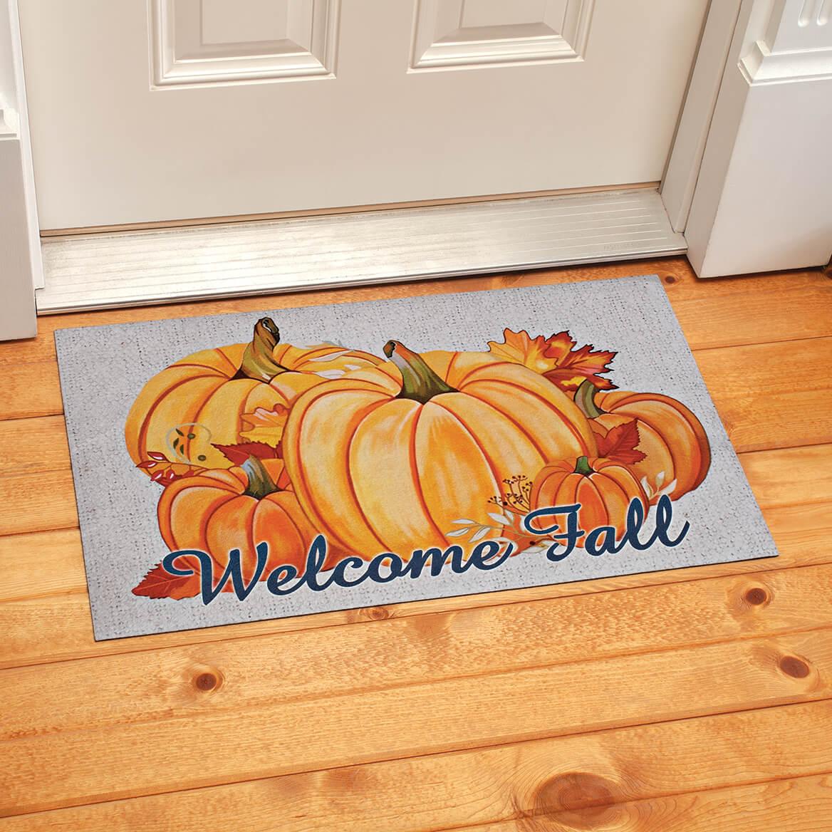 Welcome Fall Doormat-370473