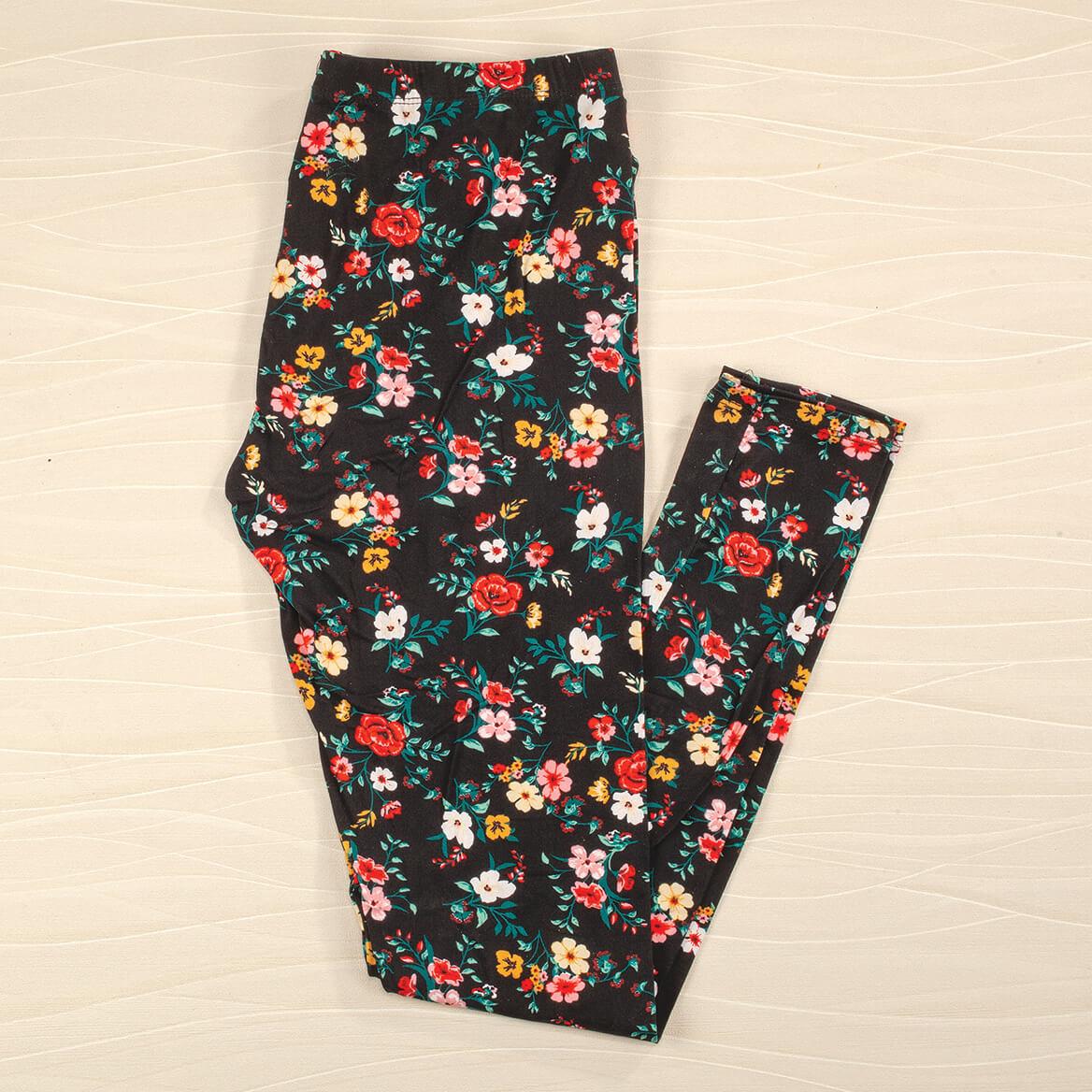 Floral Print Legging by Collette Love™-370497