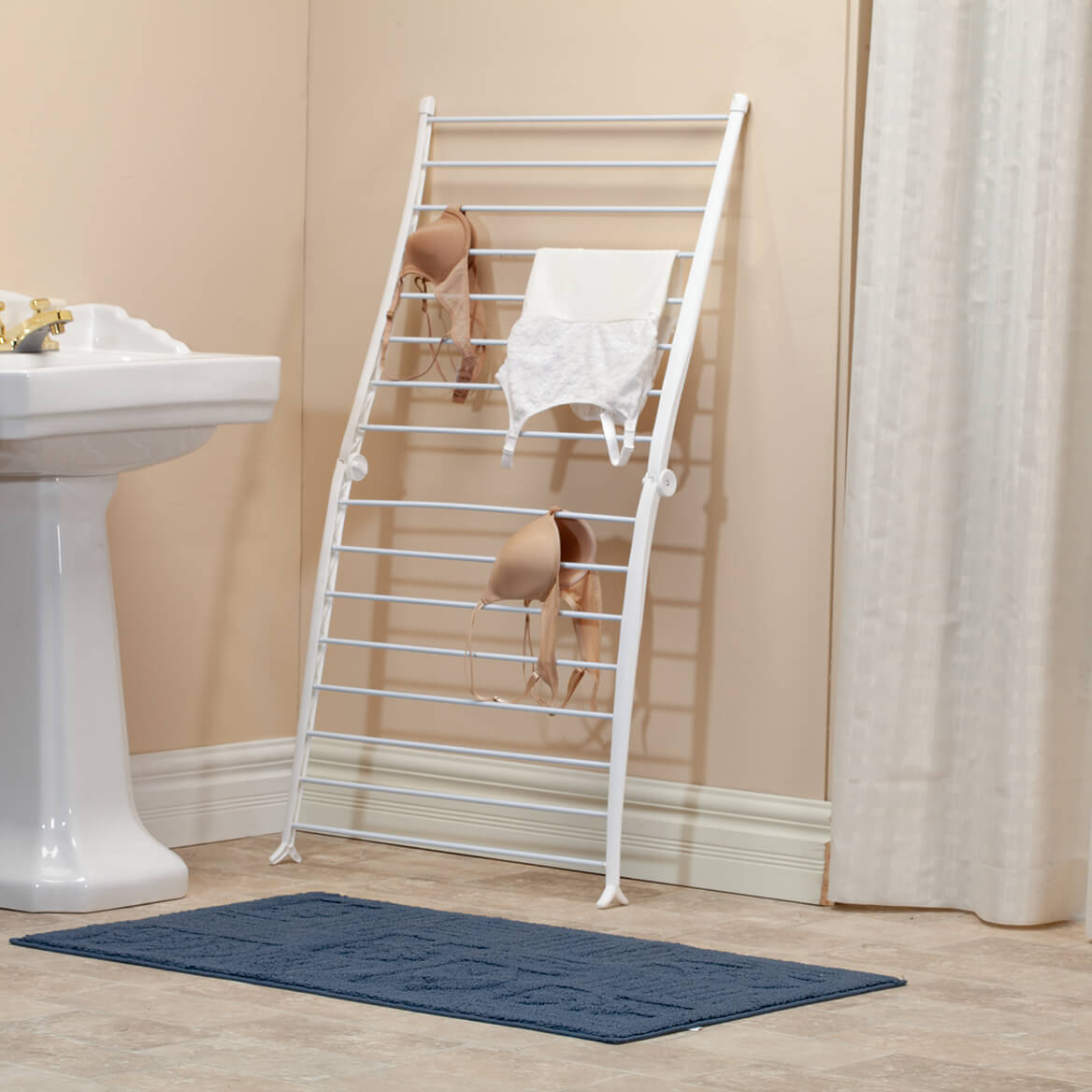 Drying Rack Wall Lean or Two Sided Fold-370518