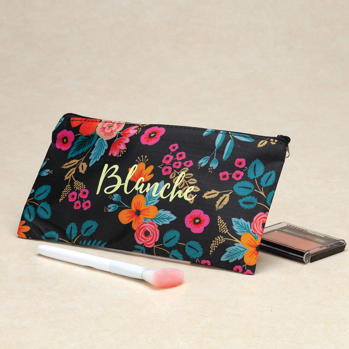 Personalized Makeup & Pencil Pouch-370524