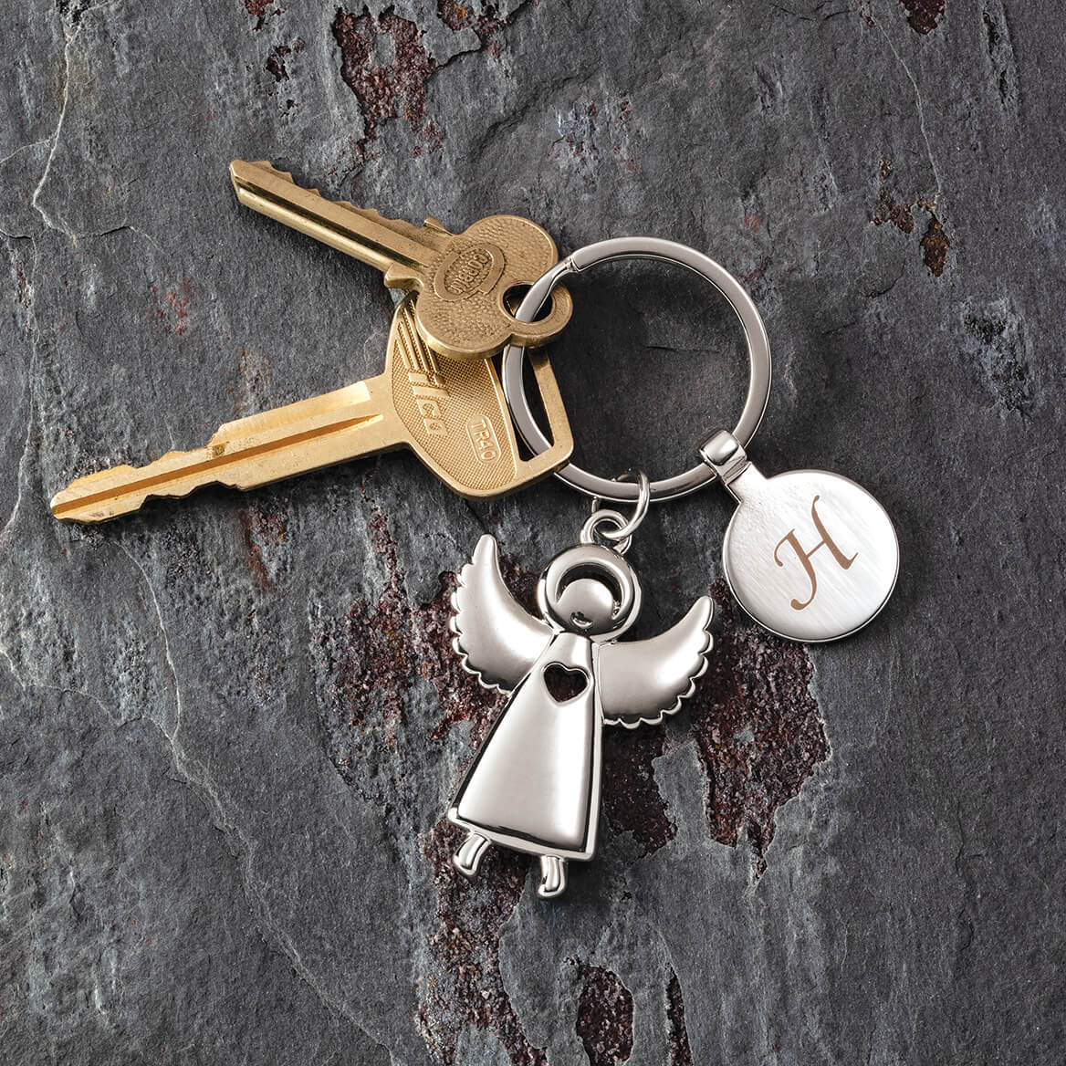 Personalized Angel Keychain-370561