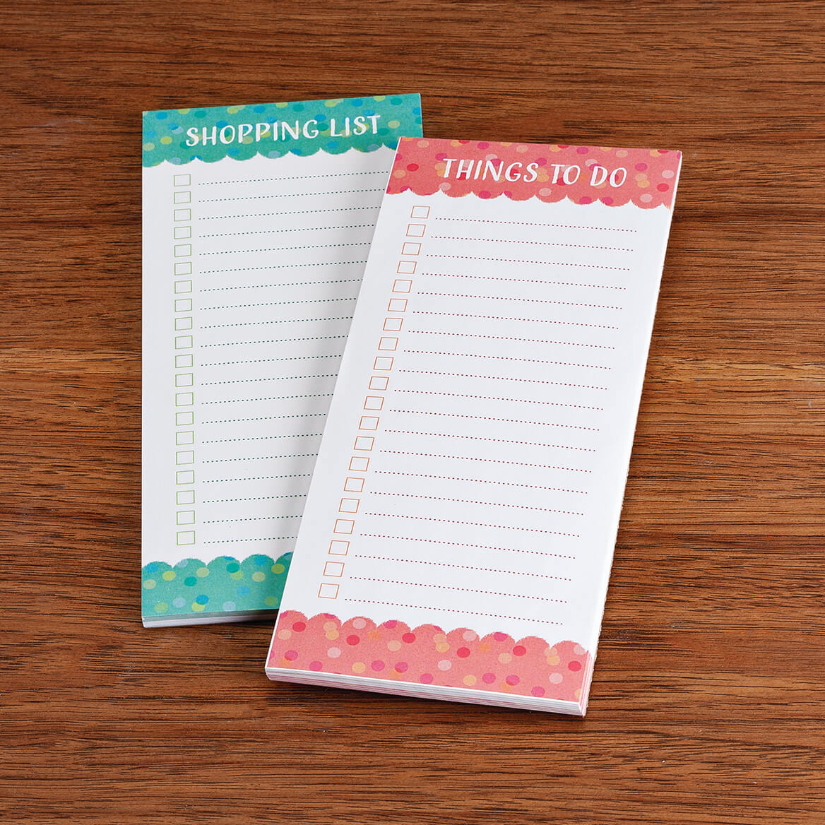 Organized Note Pads set of 2-370617