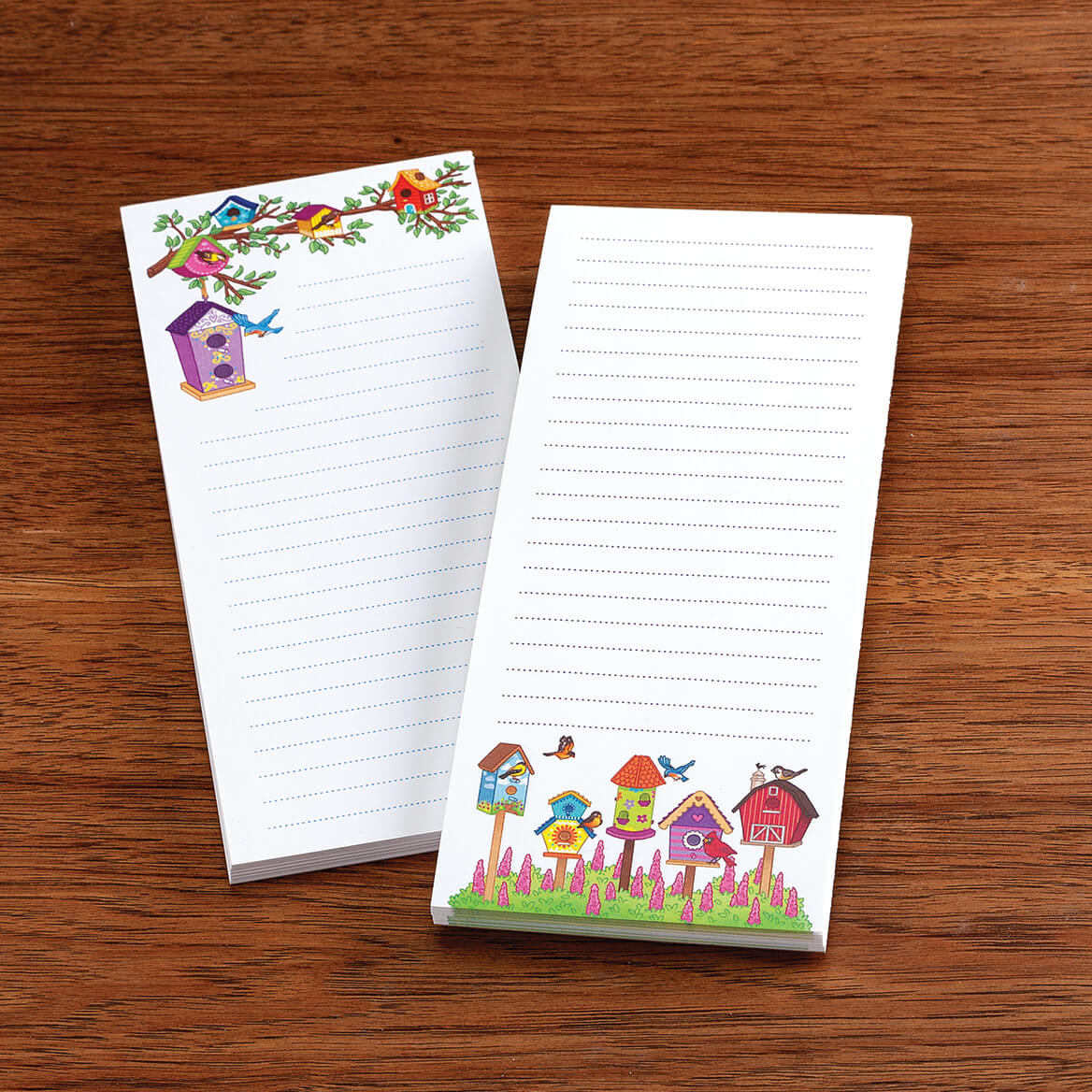 Bird House Note Pads set of 2-370635