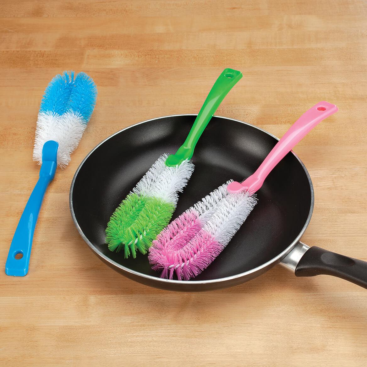 3-in-1 Blender, Bottle & Cup Cleaning Brush, Set of 3-370751