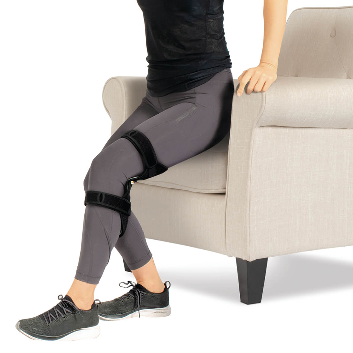 Spring-Powered Knee Support-370766