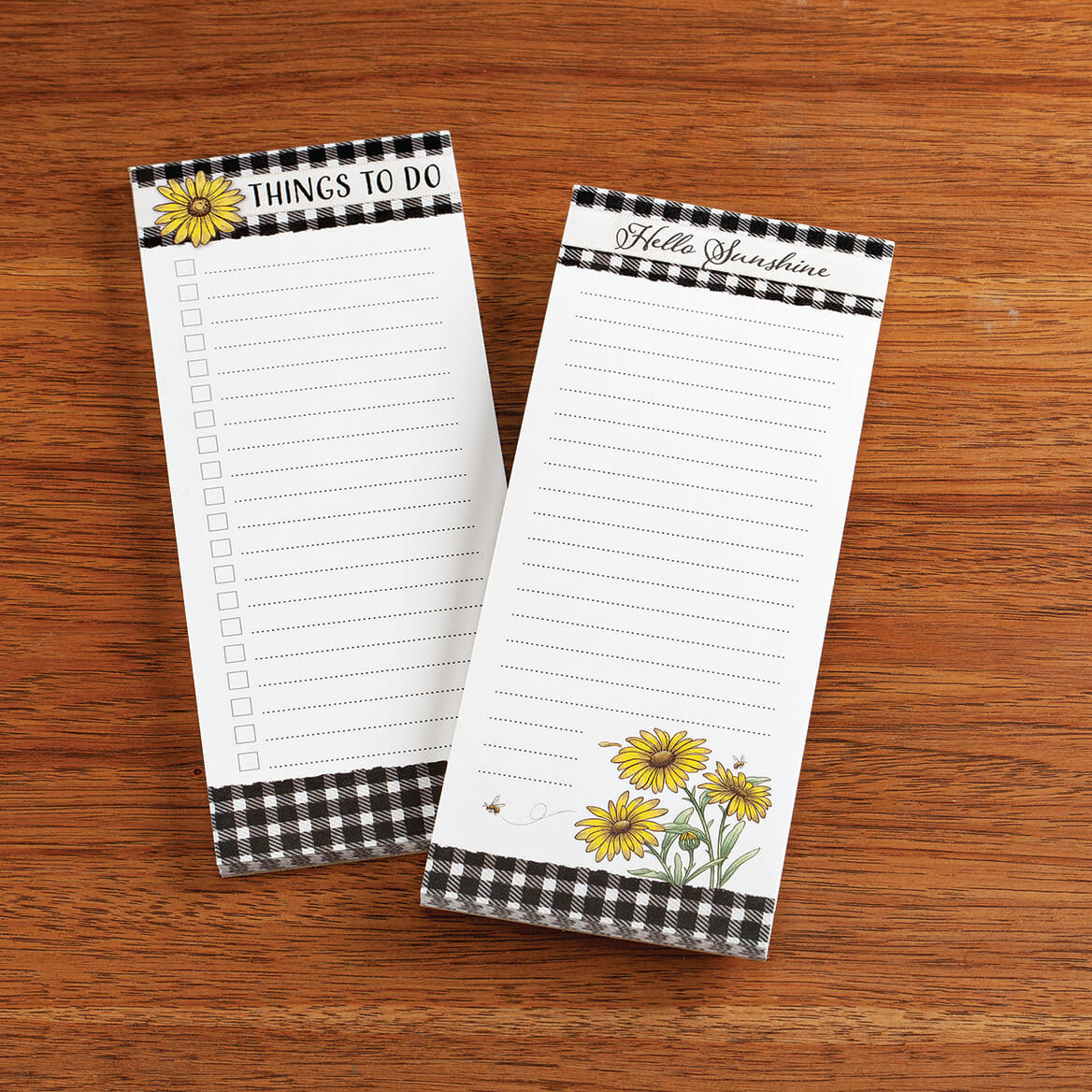 Hello Sunshine Note Pads Set of 2-370801