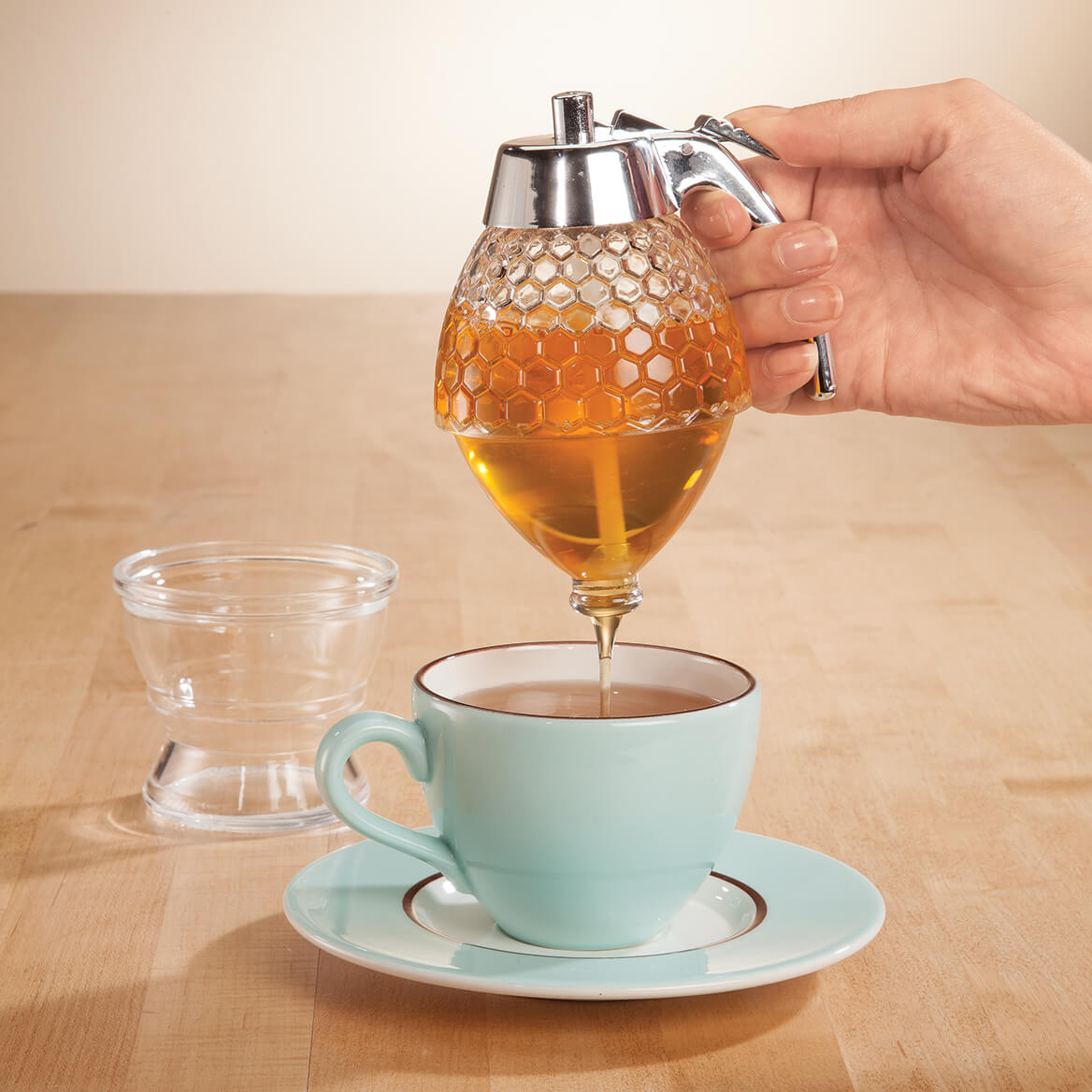 Honey and Syrup Dispenser-370896