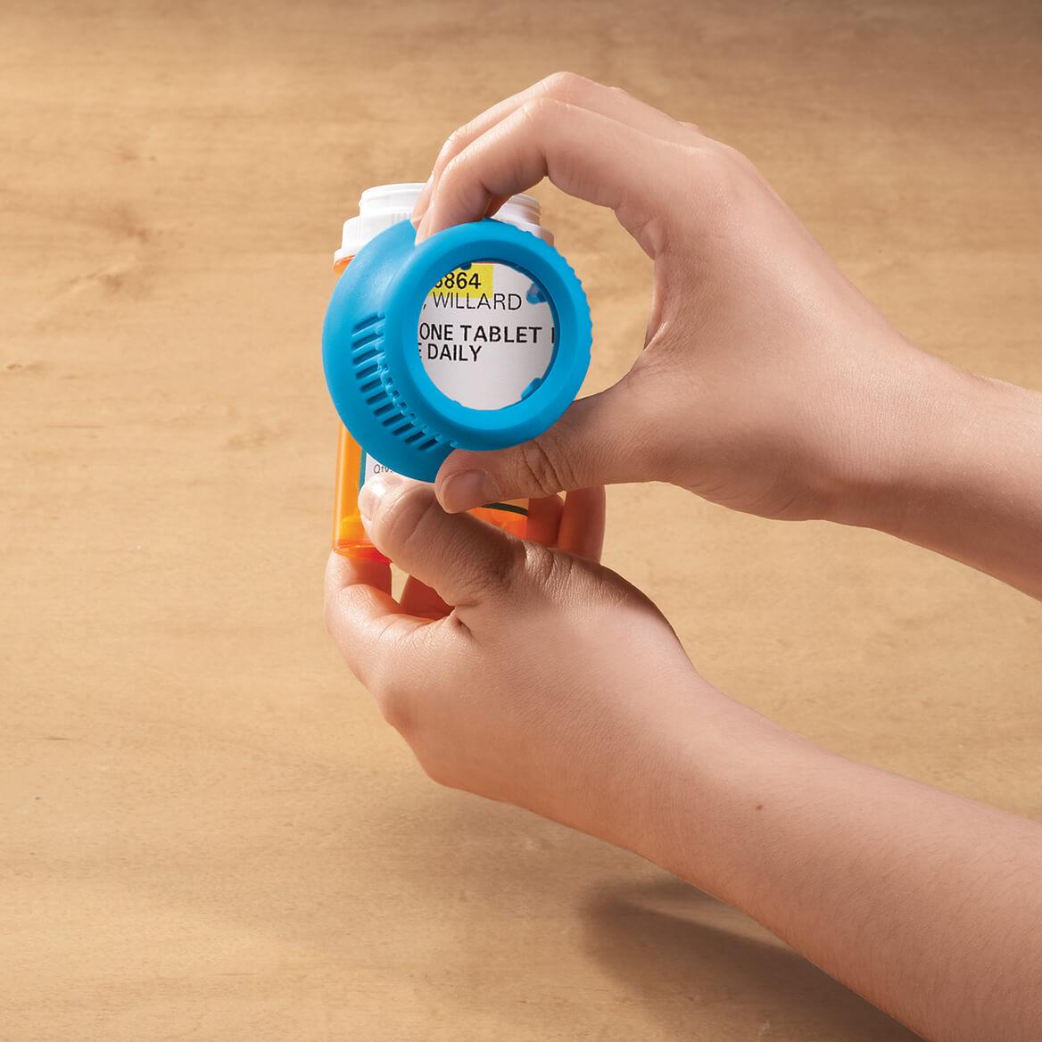 Medicine Bottle Opener with 4X Magnifier-371095