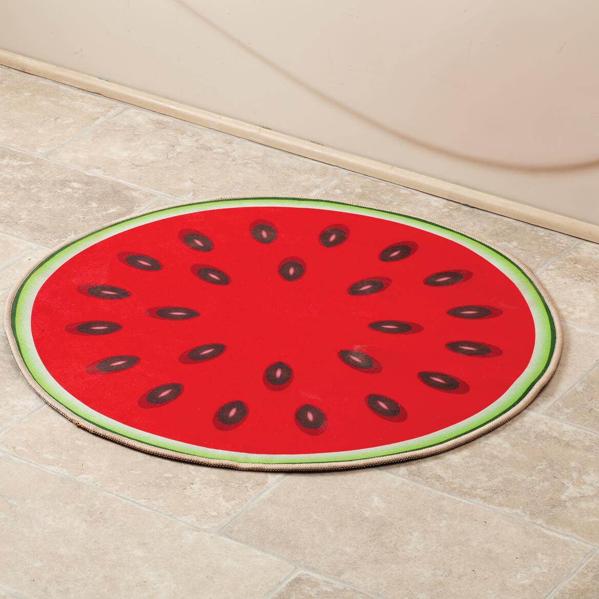 """Watermelon 24"""" Accent Mat-371208"""
