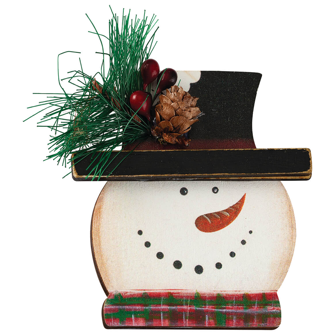 """Personalized """"Welcome to our Home"""" Holiday Plaque-371319"""