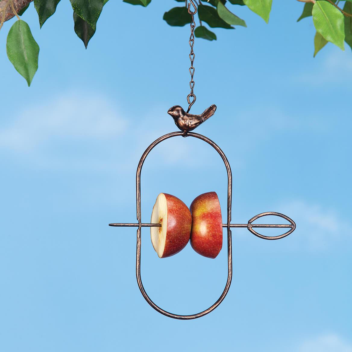 Metal Bird Fruit Feeder-371332