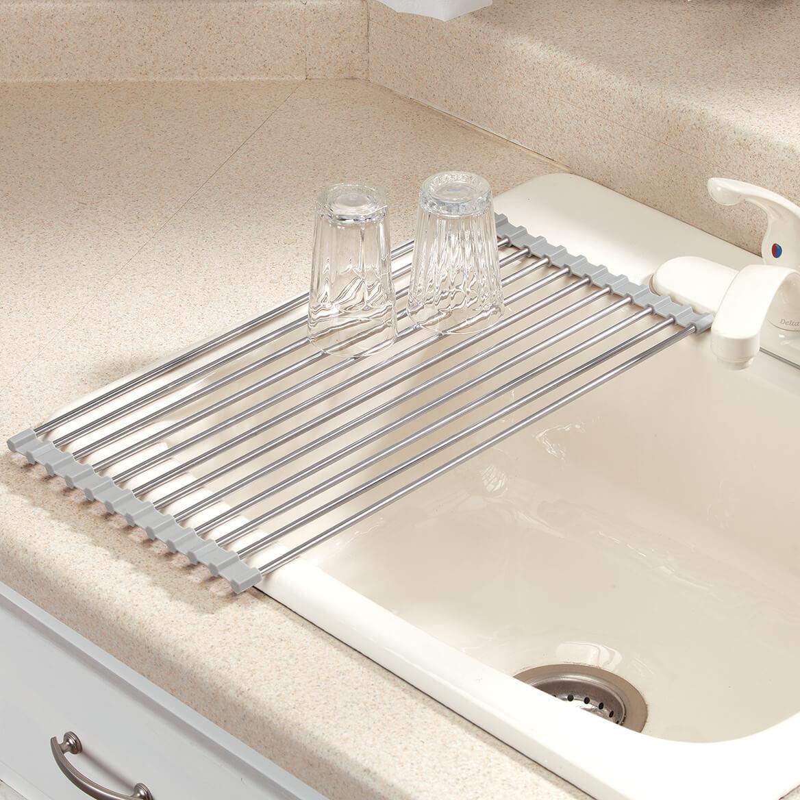 Roll-up Sink Drying Mat-371381