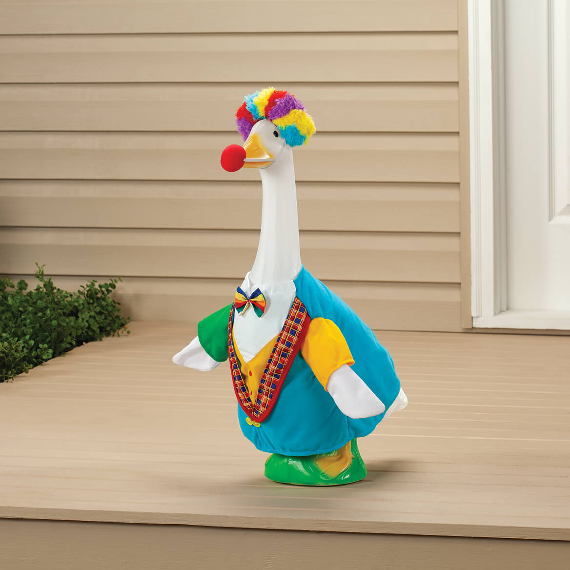 Clown Goose Outfit-371402