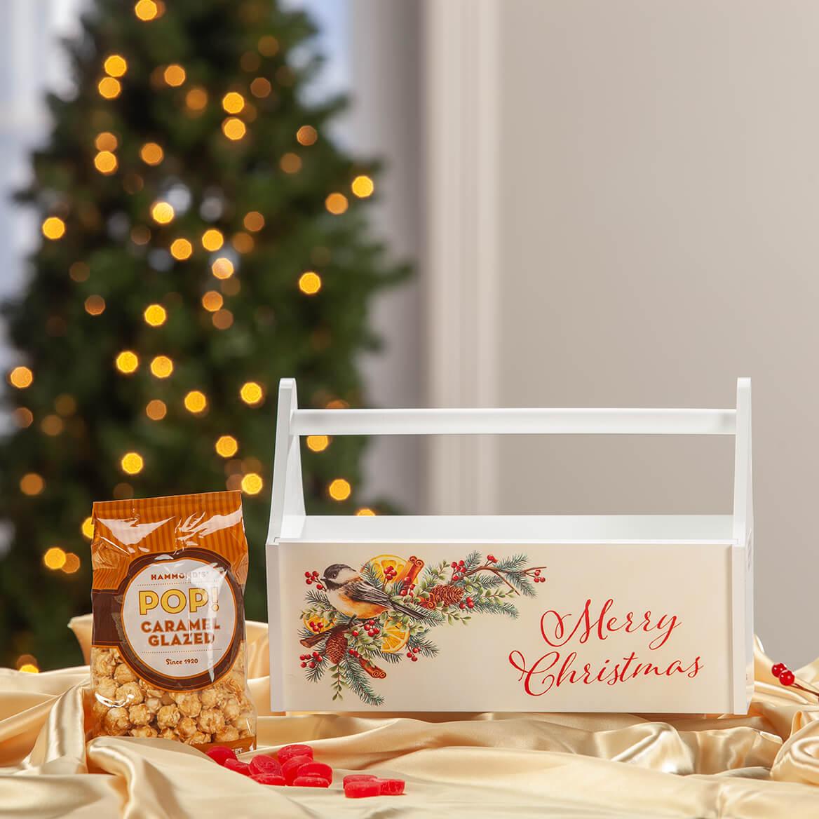 Merry Christmas Spice Trough Caddy-371421