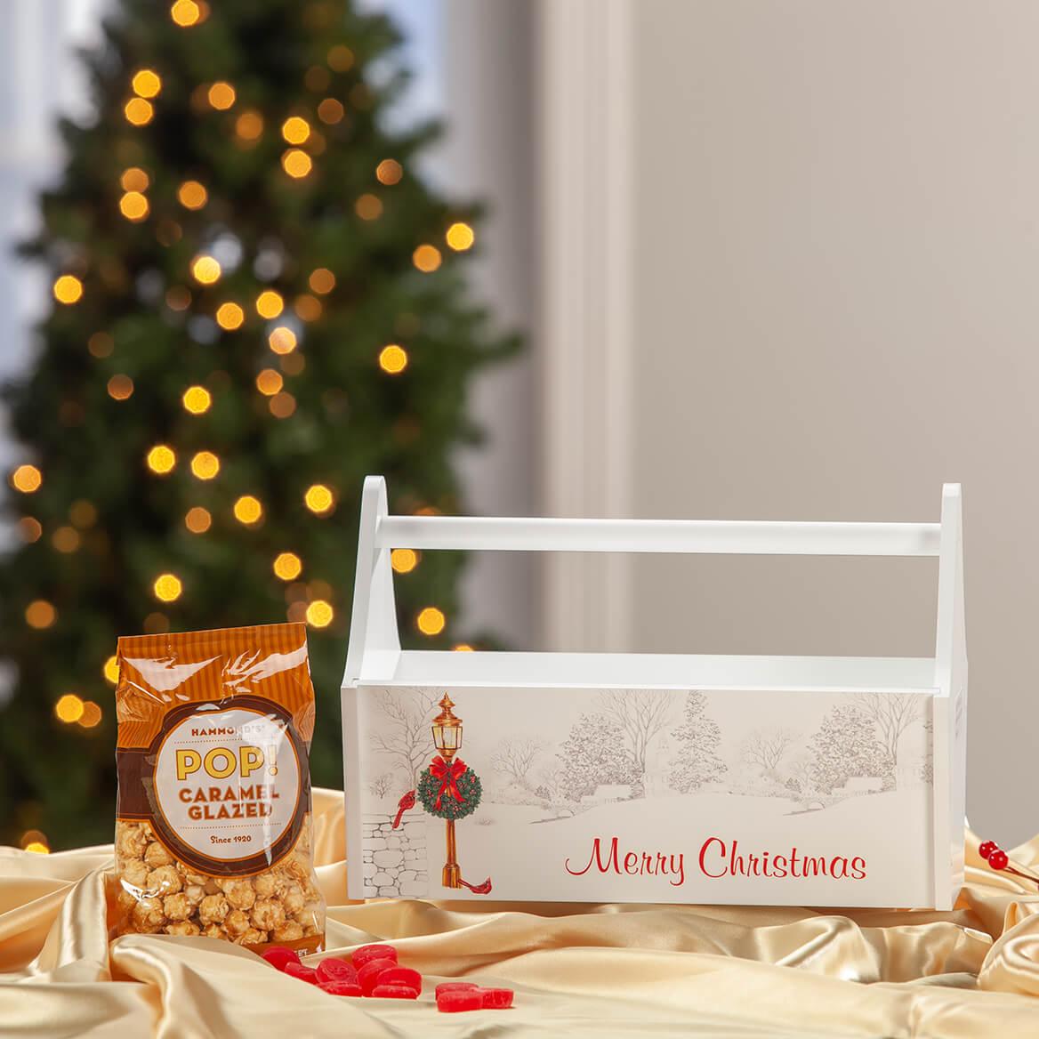 Christmas Town Trough Caddy-371423
