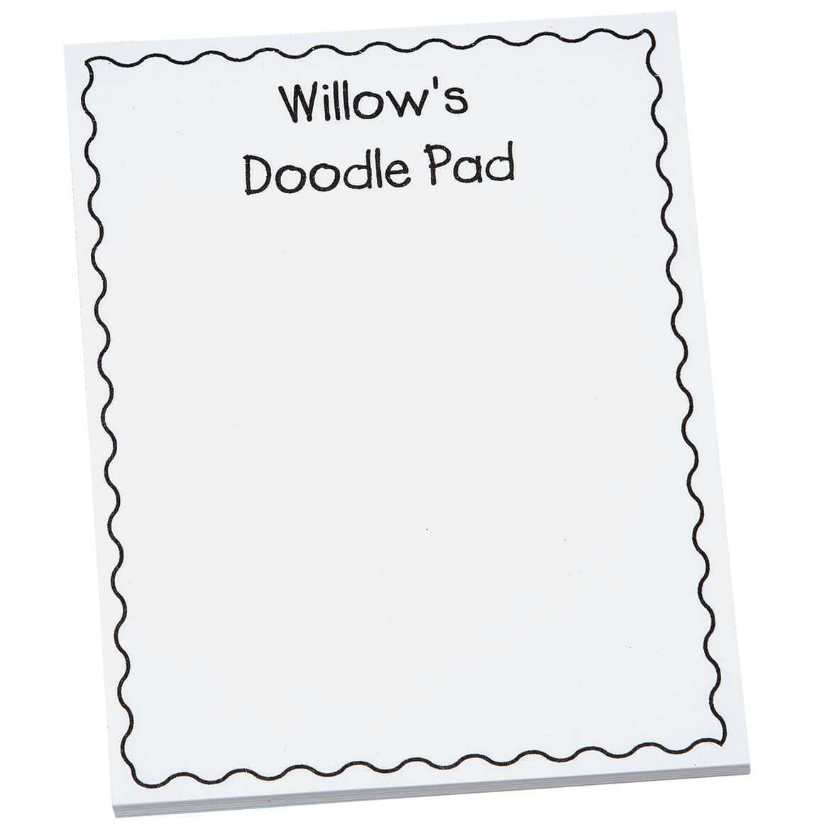 Personalized Activity Notepads, Set of 3-371497