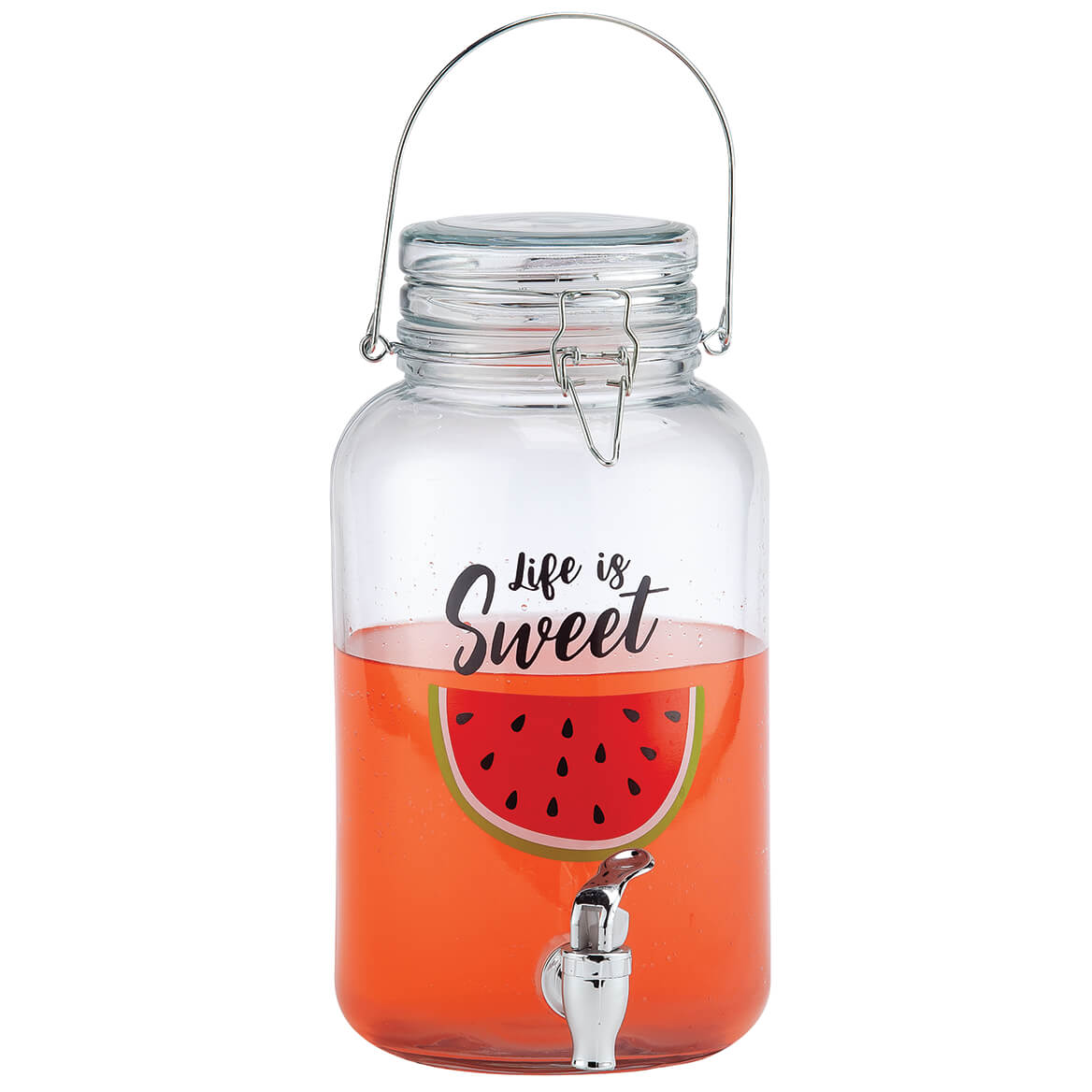 Watermelon Drink Dispenser by Home Marketplace™-371621