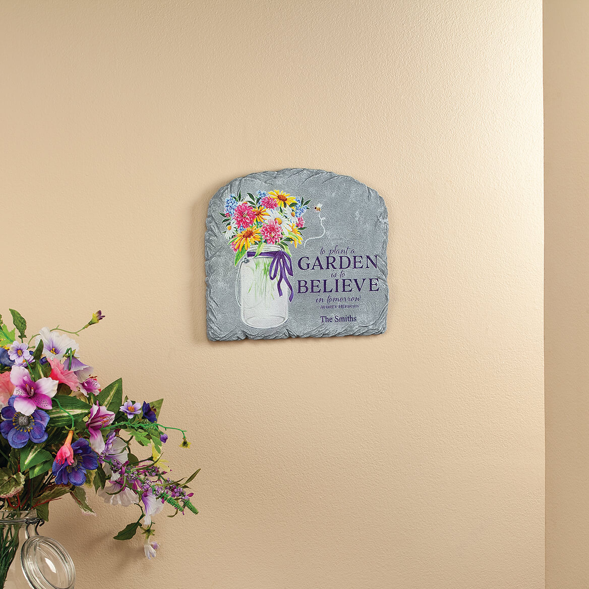 Personalized To Plant A Garden Stone-371656