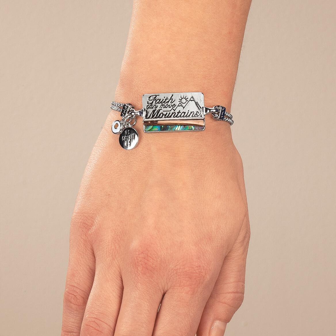Inspirational Abalone Bracelets-371696