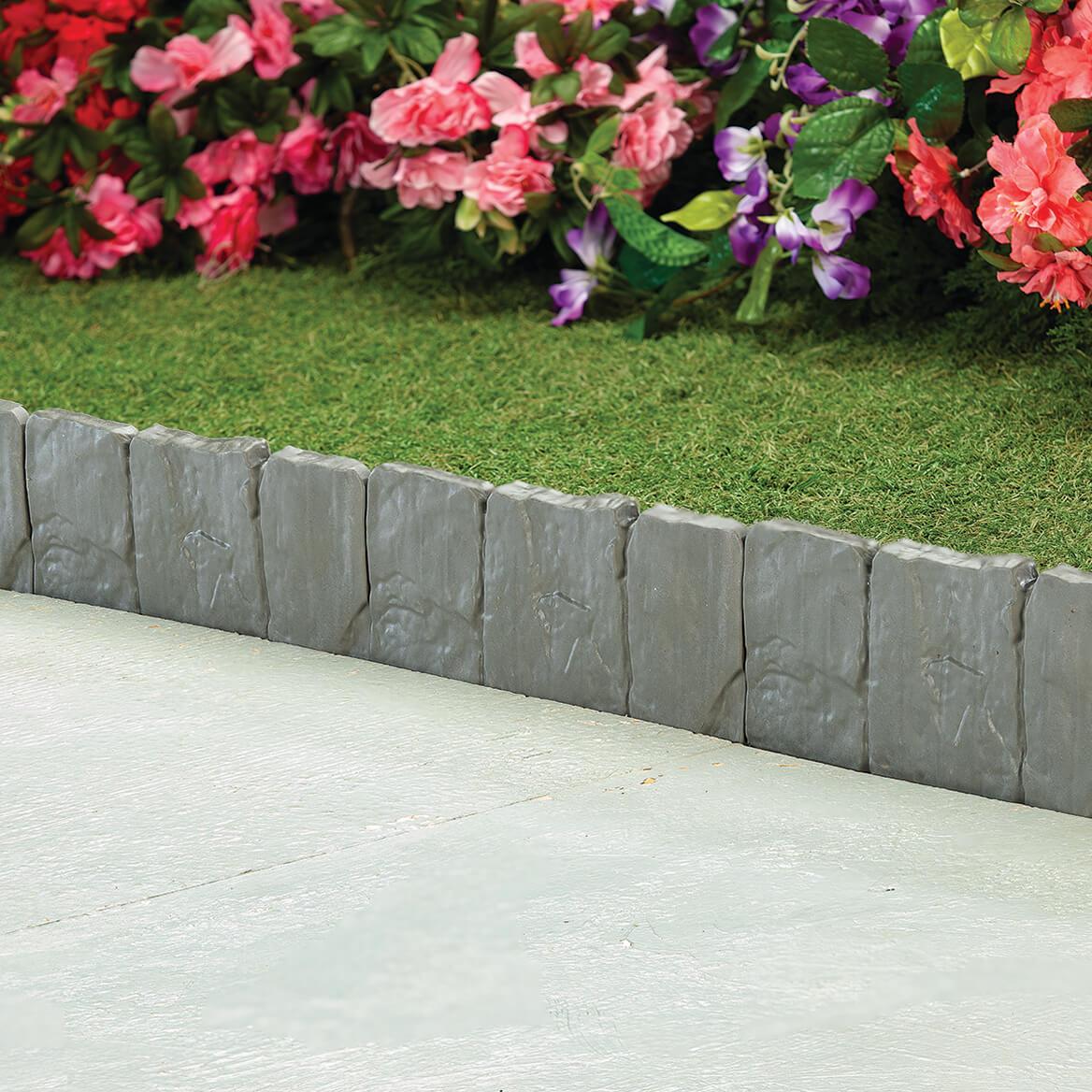 Plastic Rock Fencing, Set of 10-371950