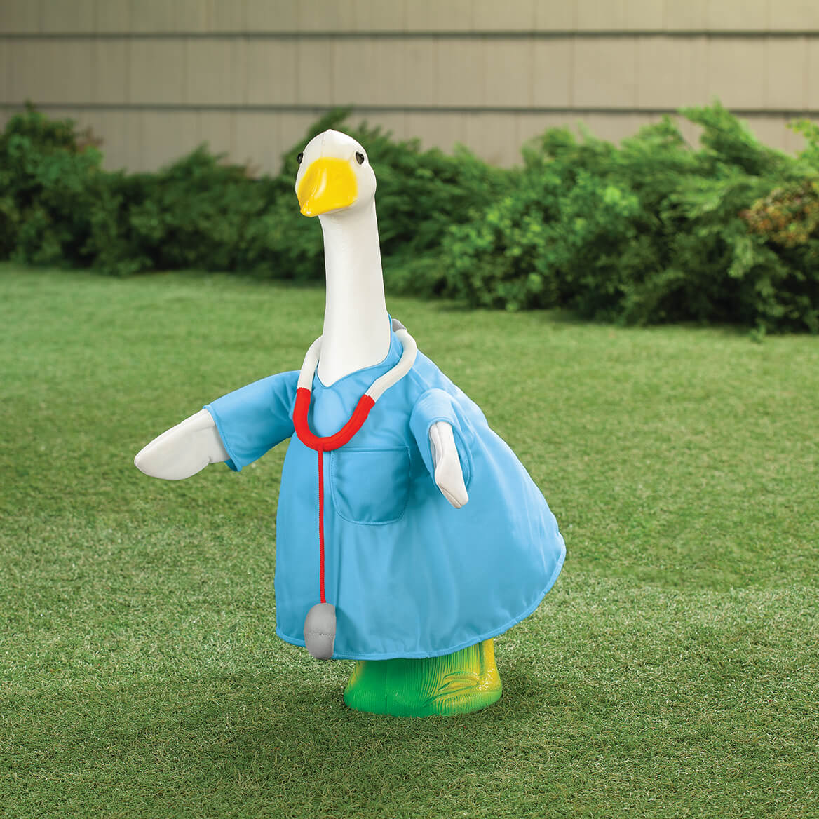 Healthcare Hero Goose Outfit-371970