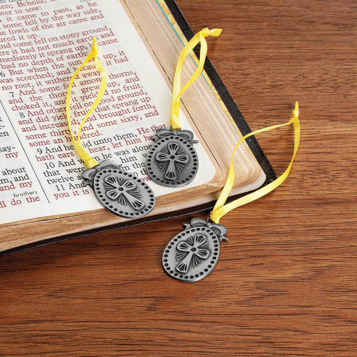 Bible Charms, Set of 3-372210