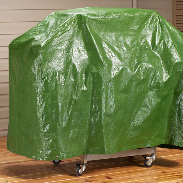 "Outdoor Gas Grill Cover - 60""L x 42""H x 22""W - View 2"