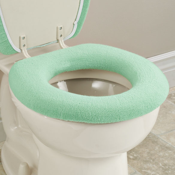Toilet Seat Cover - View 2