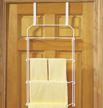 Back Of Door Towel Rack