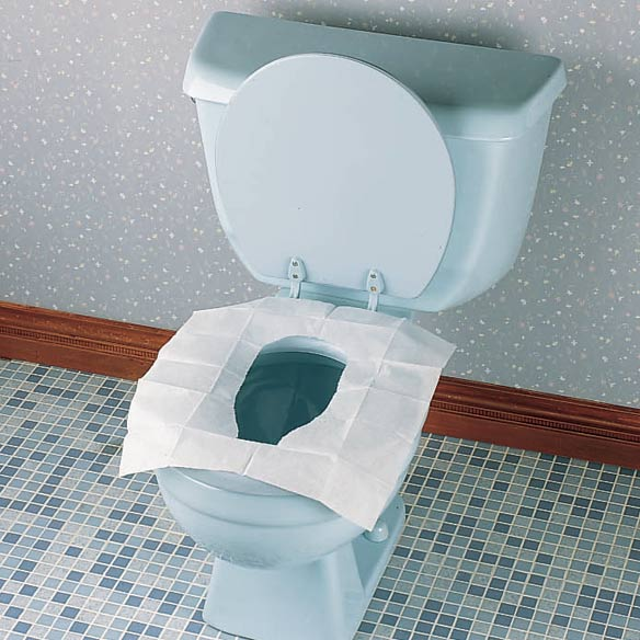 Disposable Toilet Seat Covers - View 2