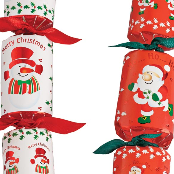 Christmas Party Crackers