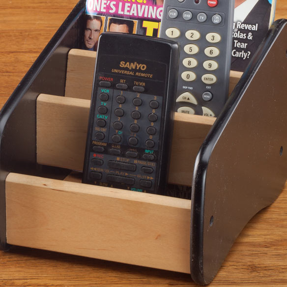 Remote Control Caddy Full - View 2