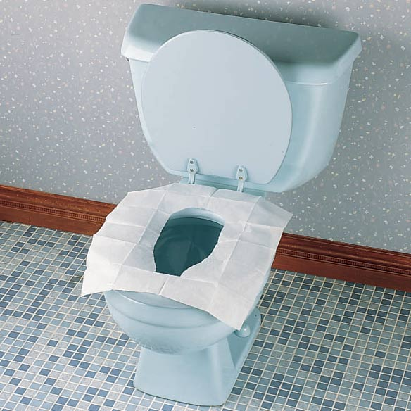 Toilet Seat Cover Refills - View 2