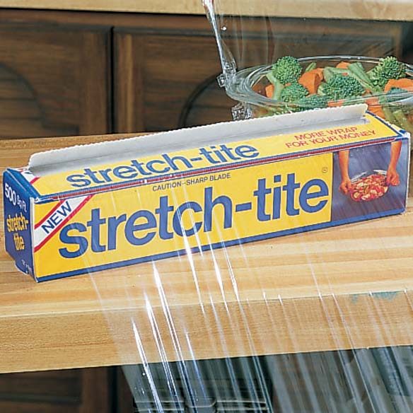 Stretch-Tite® Premium Plastic Food Wrap - View 2