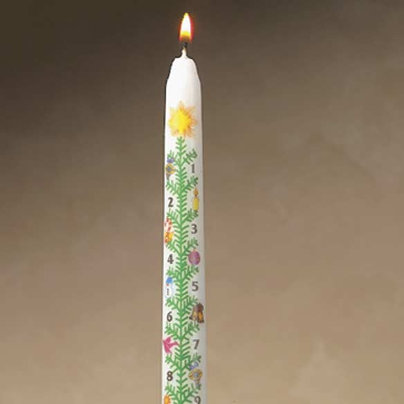 Advent Candle - View 2
